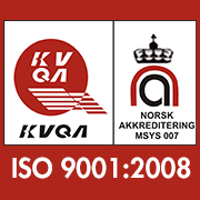 ISO 9001:2008 Certifcate
